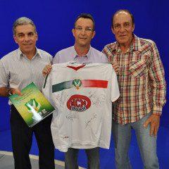 Cinquentenário do União Rio Branco, na Band