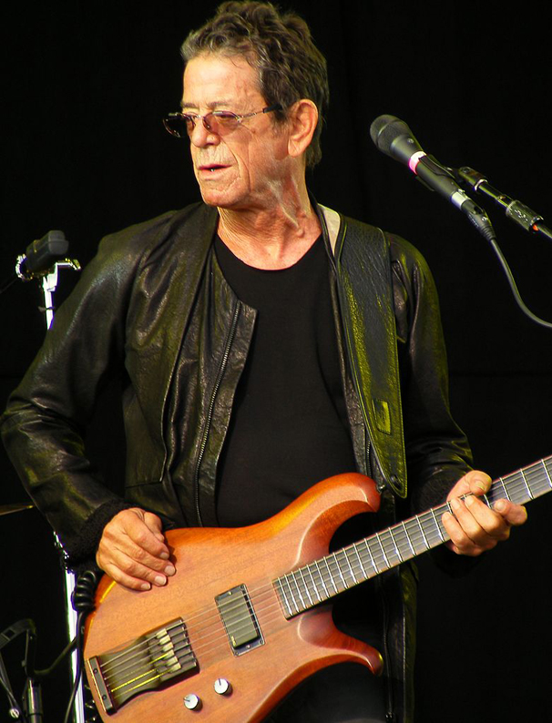 Por Man Alive! (Lou Reed  Uploaded by Yarl)