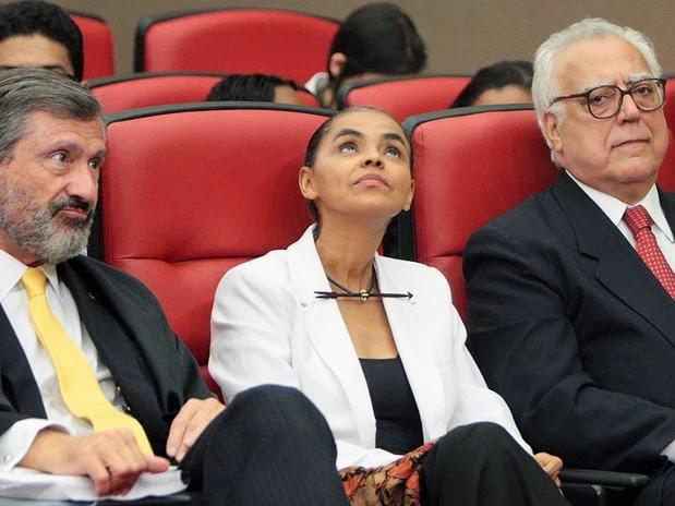 TSE negou o registro do partido de Marina Silva, Rede Sustentabilidade, nesta quinta-feira.   Foto: Nelson Jr. / STF / Divulgação