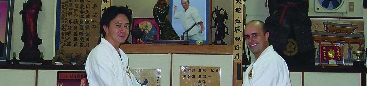 Protagonista de Kuro-obi fez seminário no bairro