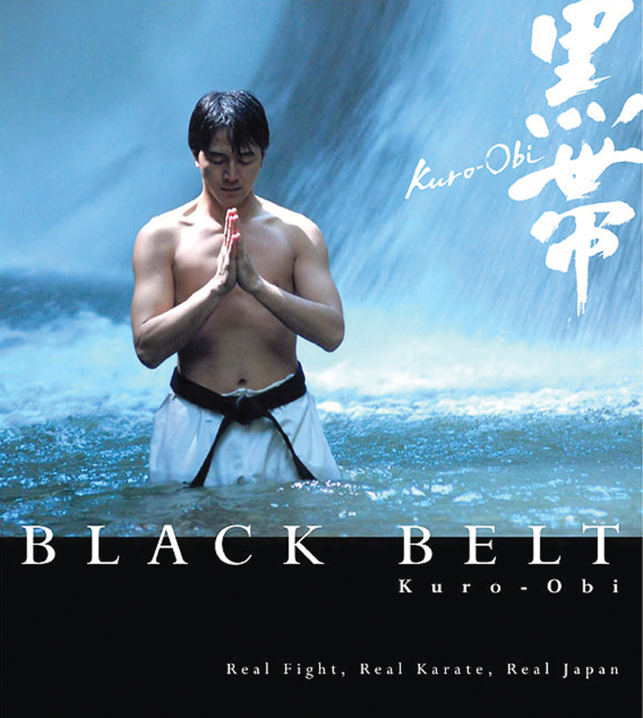Protagonista do filme Kuro-obi (Black Belt ou Faixa Preta) fez seminário no Tatuapé