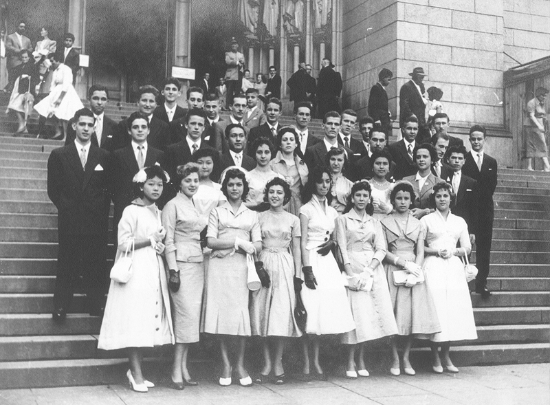 1956: 1ª Turma do Ascendino