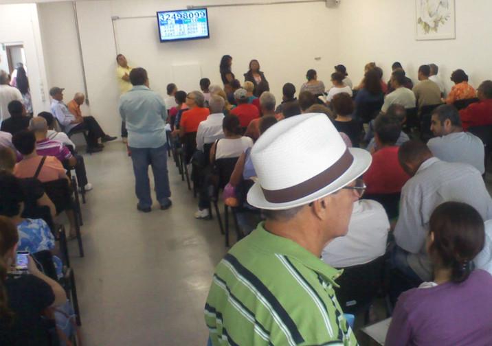 Posto da Altino Arantes inaugura com melhores condições aos usuários