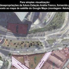 Anália Franco terá interligação do Metrô em frente ao shopping