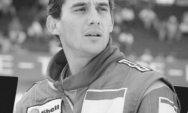 Ayrton Senna, 54 anos