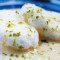 Ovos Nevados com Calda de Manga
