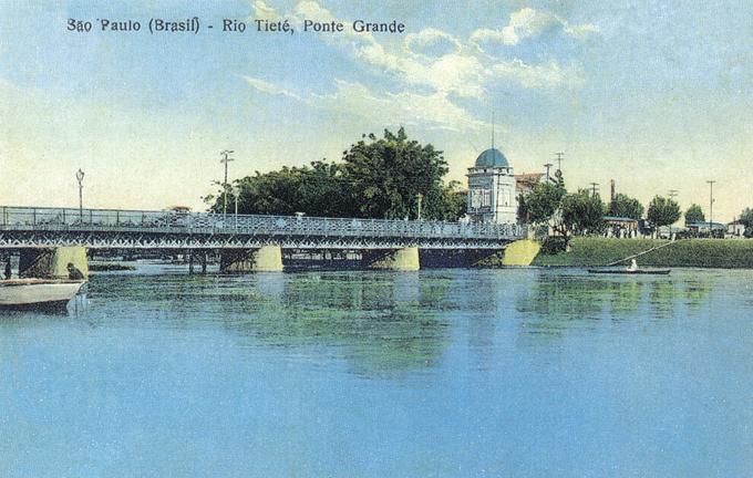 Tietê na história paulista