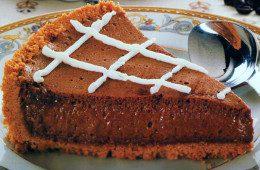 Torta Mousse de Chocolate e Café