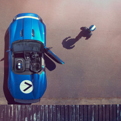 Jaguar Project 7: assista ao aquecimento do carro