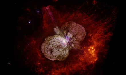 Astrônomos observam pela primeira vez as entranhas de uma estrela
