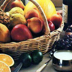 Frutas, como Comprar e Servir