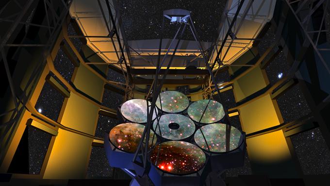 SP integra projeto internacional de megatelescópio