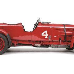 Carros antigos: Lagonda M45R – Vencedor de Le Mans em 1935
