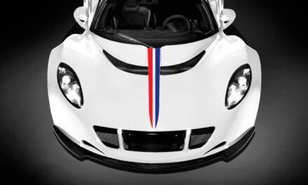 Venom GT – o carro mais rápido do mundo