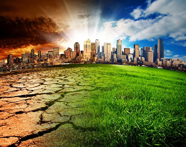 Ilustração que aponta para as consequências das mudanças climáticas na Terra. Foto: NASA / Global Climate Changes