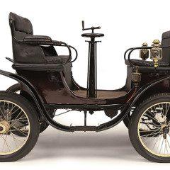 Carros antigos: De Dion-Bouton 3.5-HP Vis-à-Vis