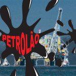 Operação Lava Jato que investiga o escândalo de corrupção conhecido como Petrolão. Ilustração: aloart