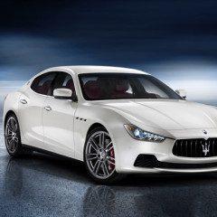 Maserati Quattroporte Ghibli 2014
