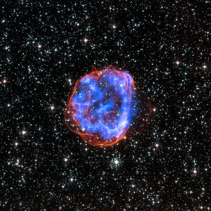 Observatório Chandra da Nasa, comemora o Ano Internacional da Luz