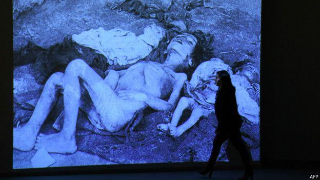 Mortes são consideradas um evento-chave da História moderna da Armênia e servem para explicar diáspora. Foto: AFP | BBC Brasil