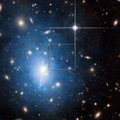 Morte de pequenas galáxias em buracos negros? Assista ao vídeo