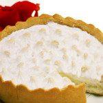 Torta Lemon Pie. Receita da Nestlé.