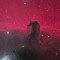 Nebulosa Cabeça de Cavalo na constelação de Órion