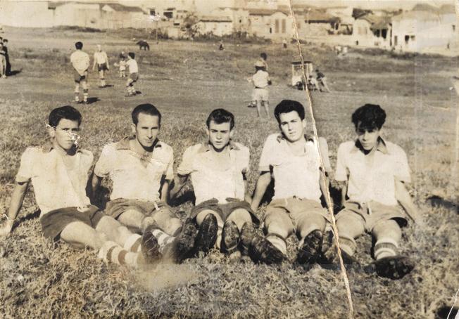 Foto: Arquivo do Bento Gonçalves F. C. / Acervo Alô Tatuapé