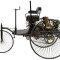 Carros antigos, 1886: Benz – o primeiro automóvel patenteado