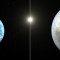 """Pesquisadores da Nasa descobrem planeta """"primo mais velho"""" da Terra"""