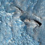 Imagem: NASA / JPL / University of Arizona / Legenda original em inglês: HiRISE Science Team