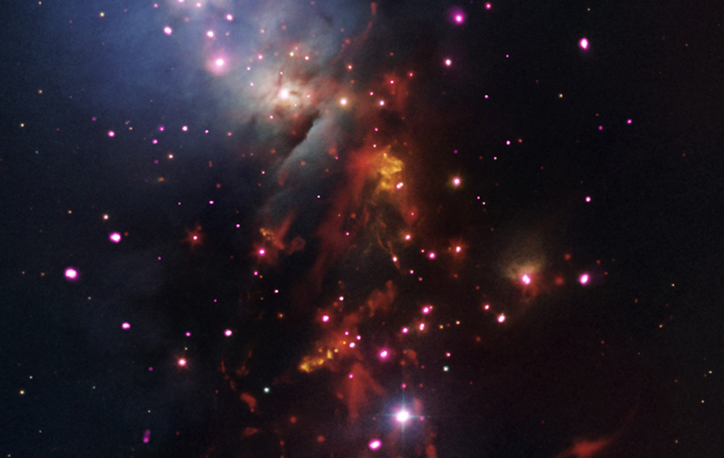 Sparklers estelares