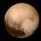 """Plutão: sonda New Horizons envia imagem do """"coração"""" do planeta"""