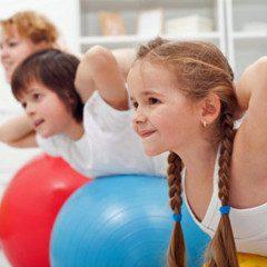 Exercícios físicos na infância são fundamentais