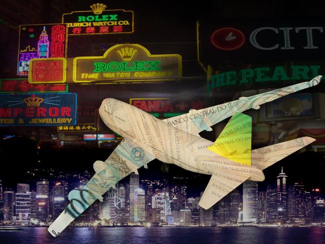 Senadores viajam para a china ao custo que pode ultrapassar 1 milhão de reais. Ilustração: aloart / Sobrefotos: Stock Photo