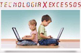 Crianças e tecnologia: os problemas do uso exagerado