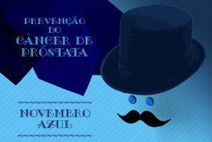 Saúde do homem: Novembro Azul. Ilustração: aloart