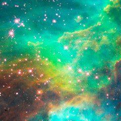 Um passeio pela NGC 2074, visto pelo Hubble