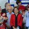 """Dilma diz que está """"estarrecida"""" com previsões do FMI para economia brasileira"""