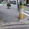 Idoso sofre acidente devido obra mal executada na Francisco Marengo