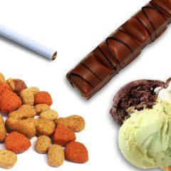 Nova tributação sobre chocolate, sorvete e cigarro vai aumentar arrecadação