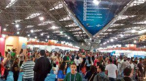Feira do Empreendedor no Anhembi: mais de 120 visitantes. Foto: aloimage