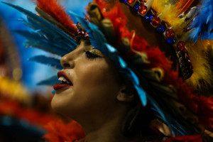 Carnaval 2016 - Segundo dia dos desfiles das escolas de samba do grupo especial de São Paulo, realizado no Sambódromo do Anhembi. Foto: Paulo Pinto/LIGASP/Fotos Públicas