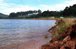 Nível de água dos reservatórios da Grande São Paulo