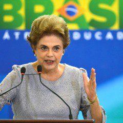CI não incluirá delação de Delcídio e Dilma diz que nunca irá renunciar