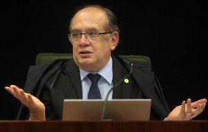 Ministro Gilmar mendes durante sessão da 2ª turma do STF. Foto: Nelson Jr./SCO/STF