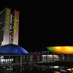 """CPI do BNDES é alvo de protesto """"tech"""" em Brasília"""