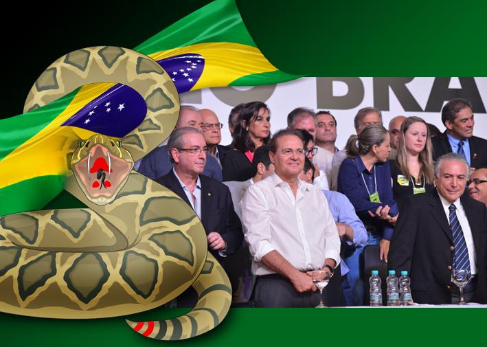 Convenção nacional do PMDB em Brasília. Foto: Valter Campanato/ Agência Brasil