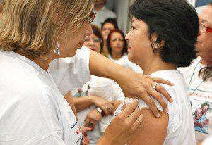 Governo de SP antecipa vacinação contra gripe. Foto: A2 Fotografia / Milton Michida