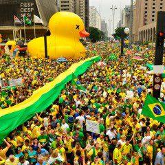 SP pede Impeachment Já! com a maior manifestação desde as Diretas